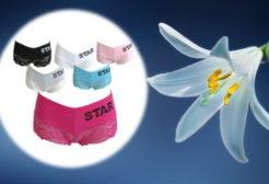 Spodnje hlače HANA SP4053 izberejo le ženske, ki obožujejo udobje skozi ves dan!